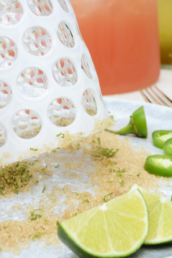 _grapefruit lime jalapeno margaritas 1