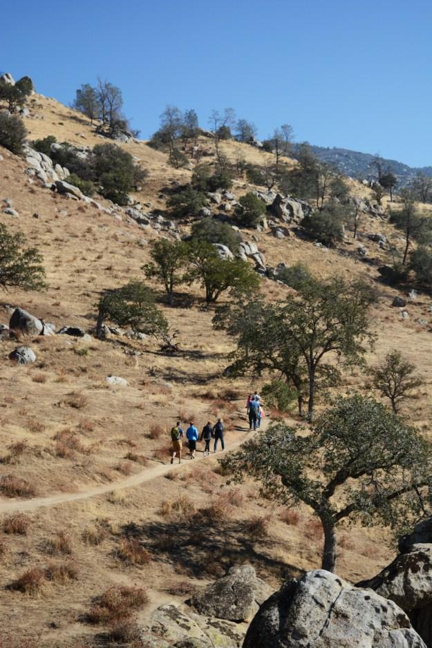Fall Family Hike