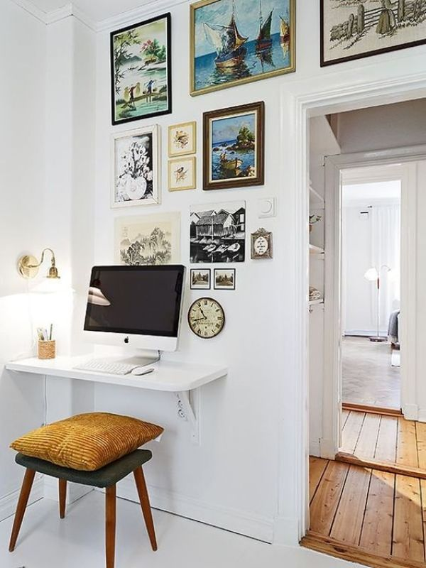 Wall Mounted Desks