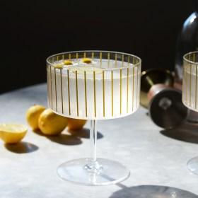 Lemon Lavender Shrub