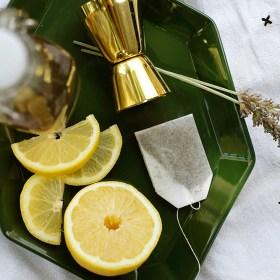 Earl Grey Lavender Lemonade