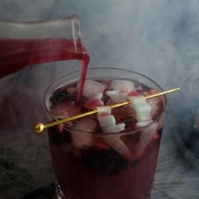 Pomegranate Potion Mocktail