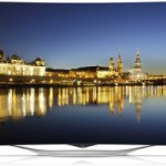 LG 55EC930V test OLED TV Curved 55 Zoll