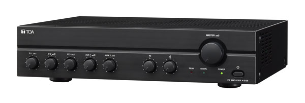 PA system-toa-mixer-Power-Amplifier