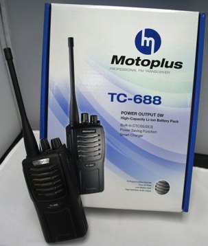 Motoplus Walkie Talkie TC688