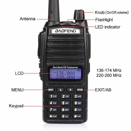 how to use two way radios