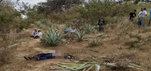 Asesinan a 7 familiares de alcande en Oaxaca