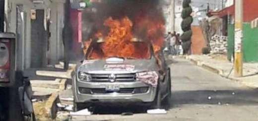 Denuncian Antorchistas que 'grupo armado' secuestró a 10 activistas en Puebla