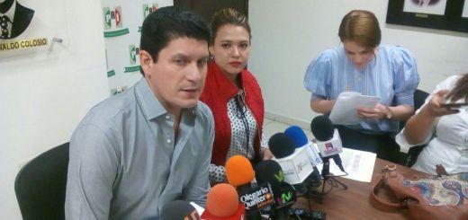 Gerardo Vargas sigue siendo priísta, dice Gandarilla; hubo diálogo, aseguró
