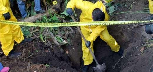 Ocho cuerpos son hallados en nueva fosa en Nayarit