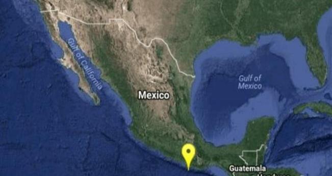 Van 4 mil 35 réplicas del sismo de 7.2 registrado en Oaxaca