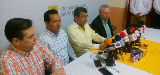 Ya hay definiciones del Frente; Cuén y Sylvia Treviño, la fórmula al Senado
