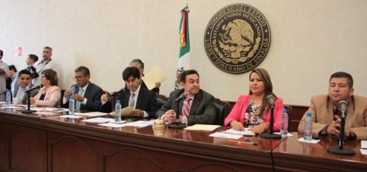 A pesar de tantas suplencias, la tarea legislativa continúa: Víctor Godoy