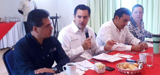 El turismo es un motor de nuestra economía: Rafael Rodríguez Castaños