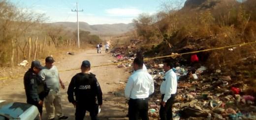 Matan a un joven en Campesina El Barrio