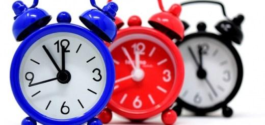Próximo domingo inicia Horario de Verano en franja fronteriza