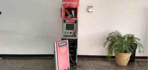 Tres hombres armados roban cajero automático en estación del 'Chepe', en Sinaloa