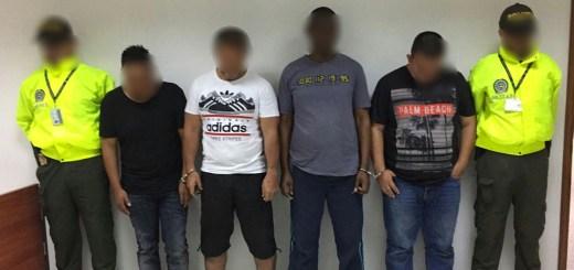 Capturan a organización que apoyaba al Cartel de Sinaloa en Colombia