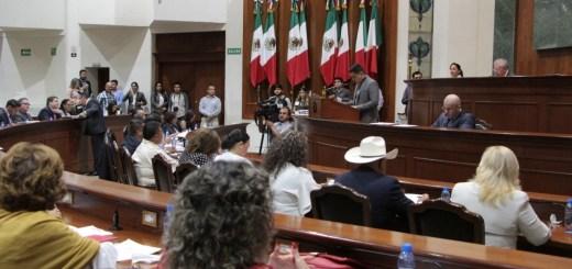 Conceden licencia para alcaldes de Navolato, Cosalá y Mocorito