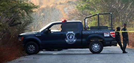 Dejan cuerpo desmembrado en la autopista México-Acapulco