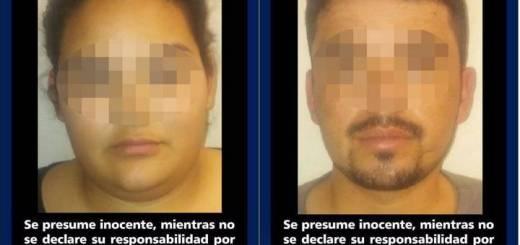Detienen a pareja originaria de Sinaloa con un Jeep Cherokee robado en Tijuana