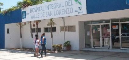 Muere menor en el Hospital Regional de Pueblos Unidos
