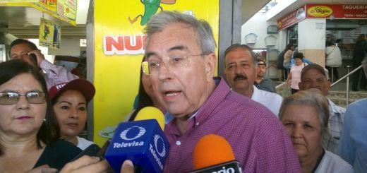 No me veo como senador si no es teniendo como presidente a AMLO: Rocha Moya