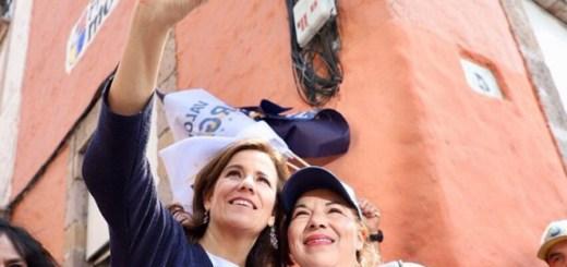 Margarita Zavala considera innecesario promover el voto útil