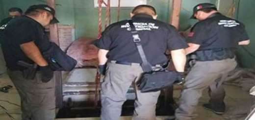 PGR asegura un túnel que posiblemente una a Mexicali con Calexico, California