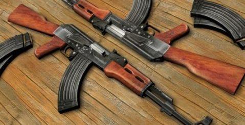 Vinculan a proceso a tres detenidos con arma automáticas en Badiraguato