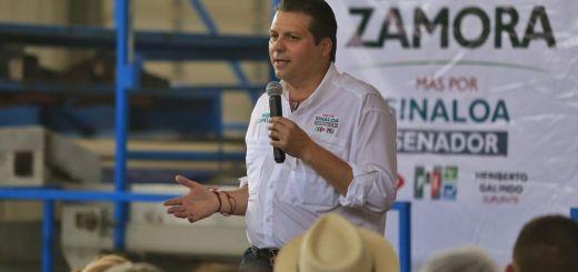 Voy a hacer que se sientan orgullosos del voto que me den: Mario Zamora