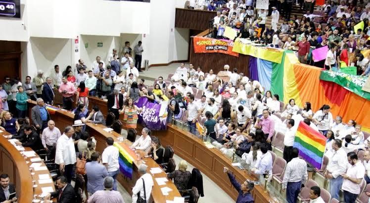 Nos vemos en el 2021, amenaza el Comité de la Diversidad Sexual a ...