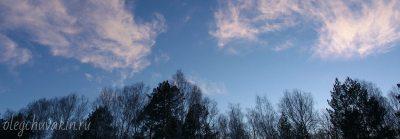 Облака, закат, пессимизм в русской литературе, Олег Чувакин