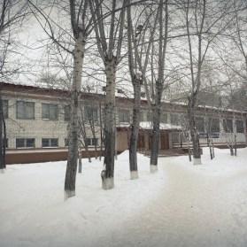 Тюмень, школа номер 6, фото
