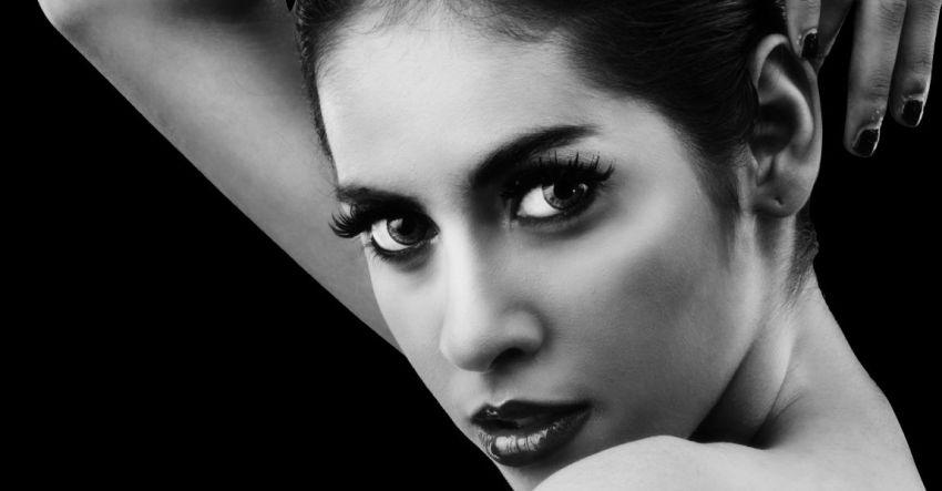 Девушка, фото, чёрно-белое, красивое, Эдуард Шауров, рассказ, Марина, Олег, звёзды