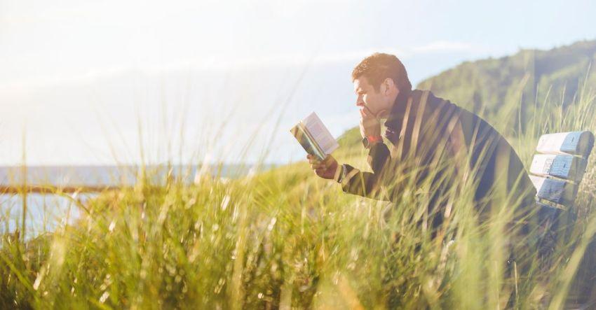 Читающий человек, человек с книгой, фото, иллюстрация, рассказ, конкурс коротких рассказов