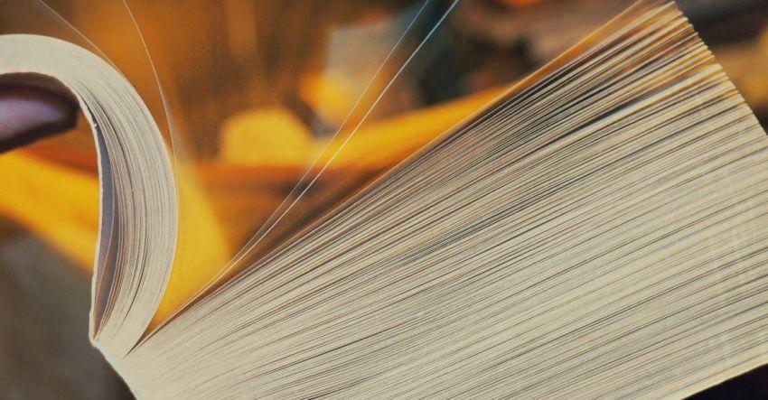Книга, открытая, роман, фото