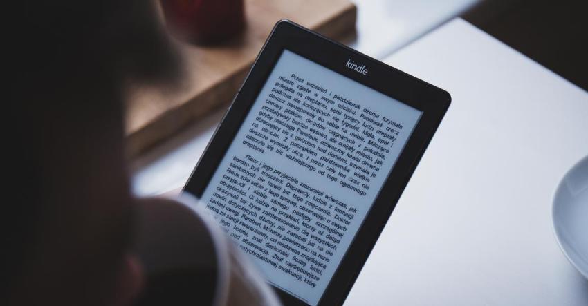 Букридер, читатель, читалка, фото