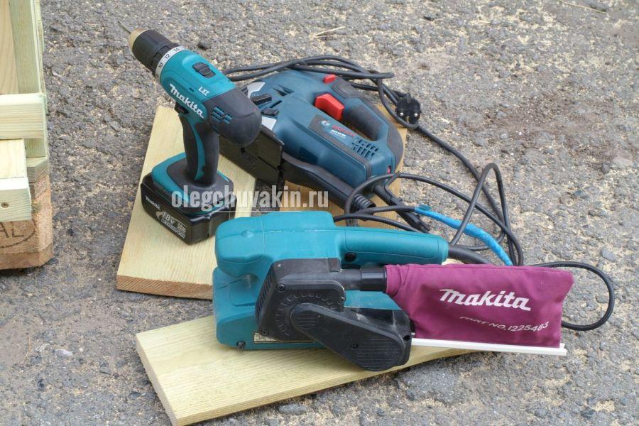 Инструмент, Bosch, Makita, фото
