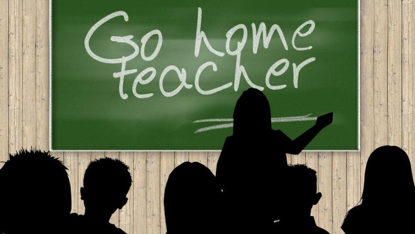 Школа, учительница, ученики, рассказ, Ллойд Биггл младший, какая прелестная школа