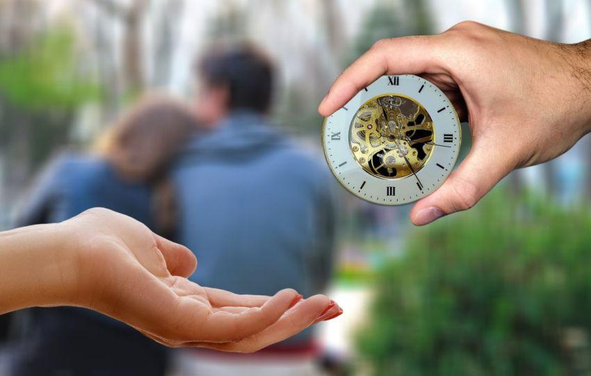 Любовь и время, часы и ладонь, конкурс рассказов, История любви 2