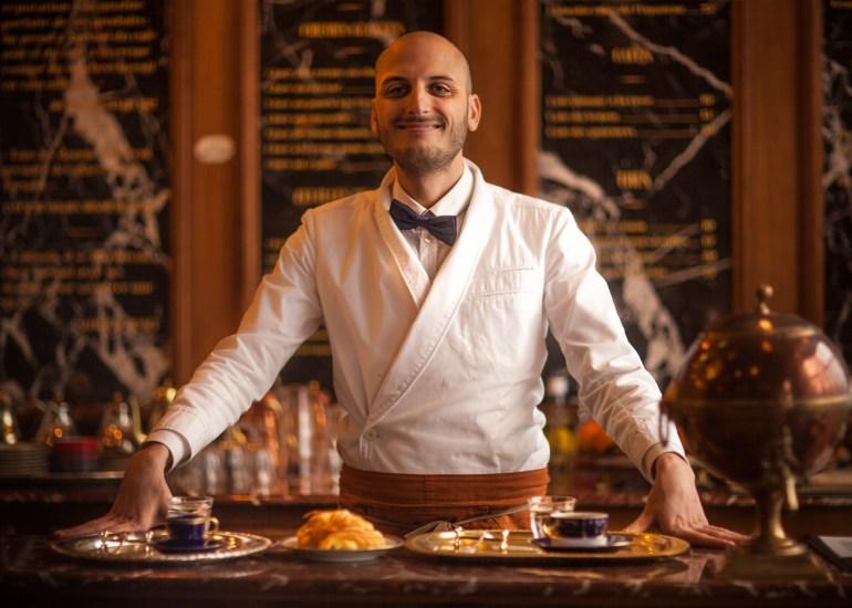Photographe portrait paris serveur