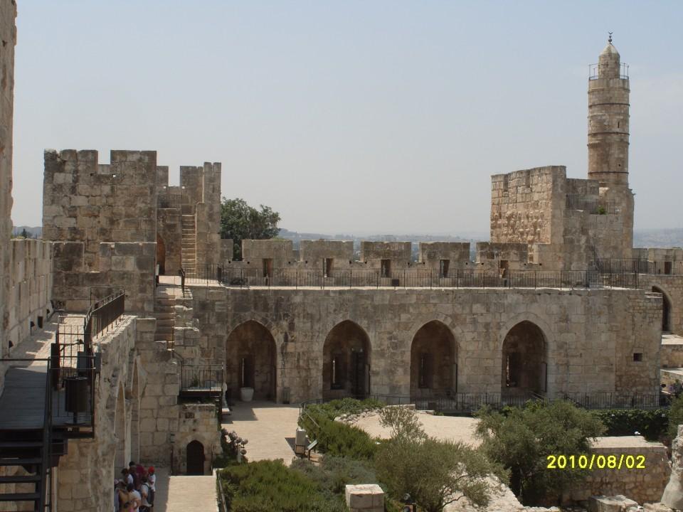 Иерусалим. Башня царя Давида
