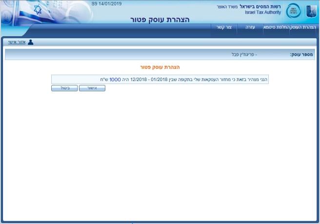 годовой отчет в Маам