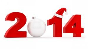 Cute 2014 New Year Santa Cap Images
