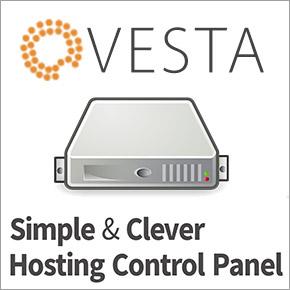 Краткий обзор панели управления VestaCP