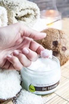Olej kokosowy w ciąży