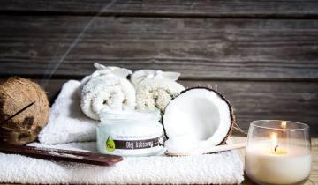 Olej kokosowy Olini do gotowania i pielęgnacji skóry