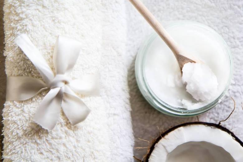 zastosowanie oleju kokosowego w kosmetyce
