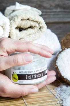 Olej kokosowy zastosowania